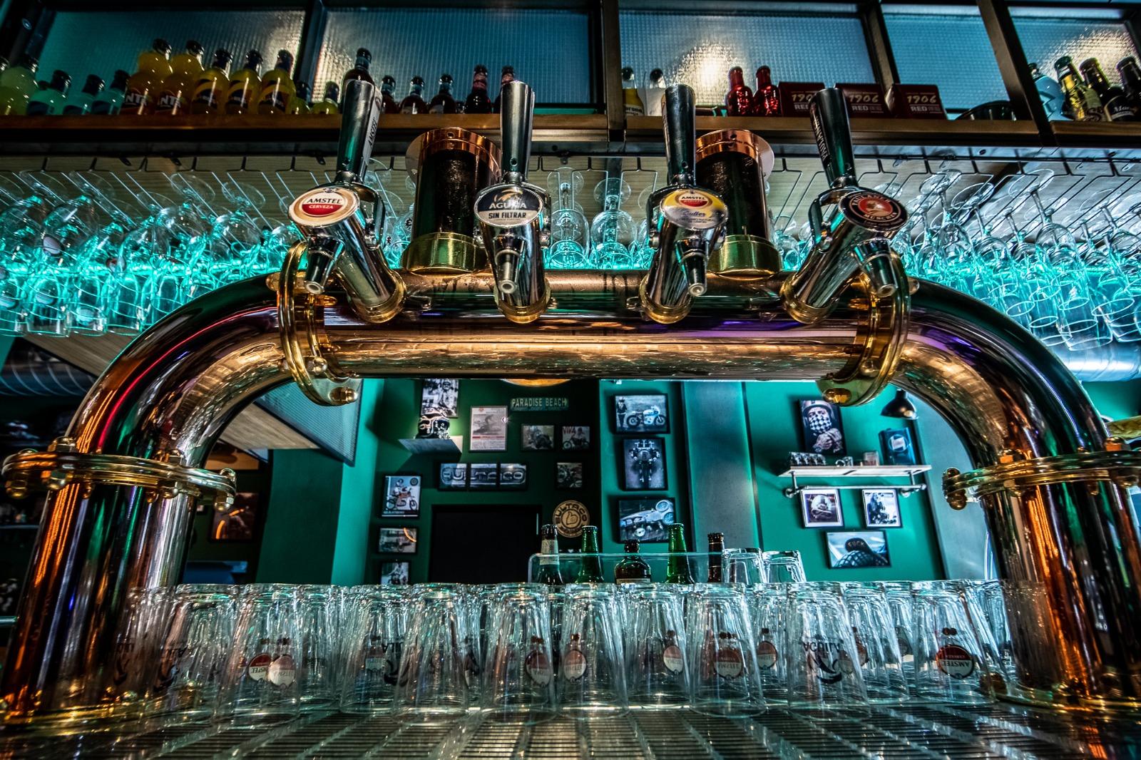 Bodegó Bar Motero - Villajoyosa